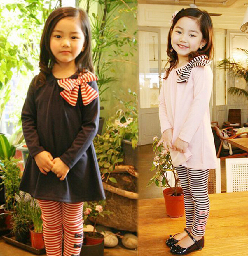 【業界最安値】春夏 子供服 Tシャツ+ズボン 女の子 可愛い 長袖 2点セット パジャマ
