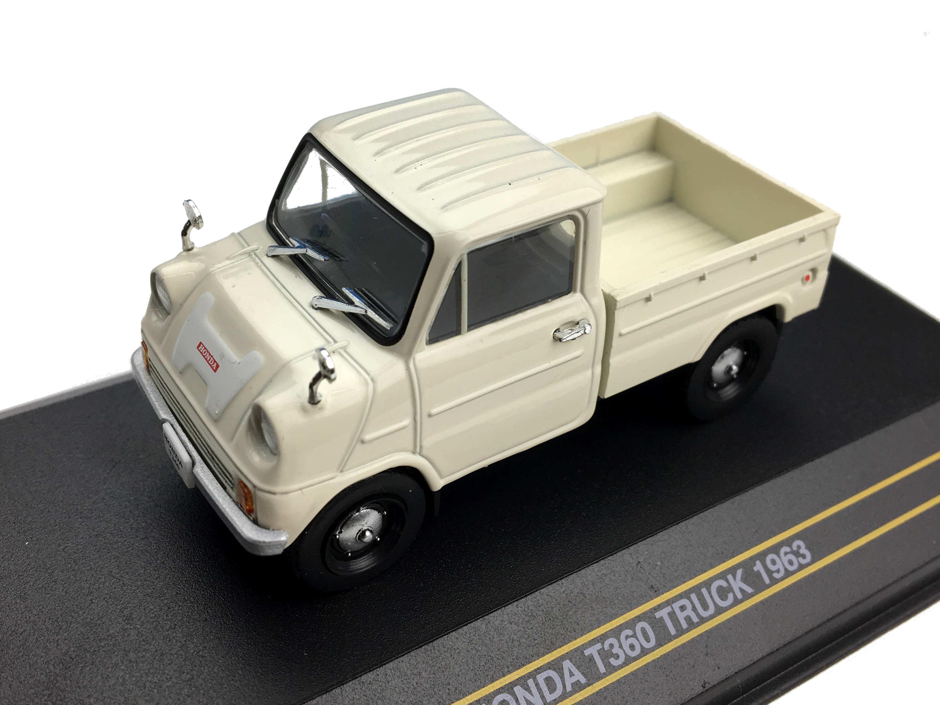 First43/ファースト43 ホンダ T360 トラック 1963 ベージュ