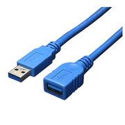 変換名人 USB3.0ケーブル 延長1.8m USB3-AAB18