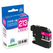 サンワサプライ リサイクルインクカートリッジLC213M対応 JIT-B213M