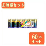 TOSHIBA TOSHIBA(東芝)単1アルカリ電池 6本パック LR20AG 6MPx