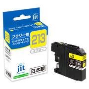サンワサプライ リサイクルインクカートリッジLC213Y対応 JIT-B213Y