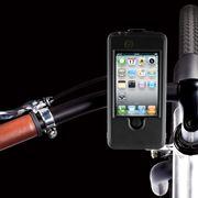 """iPhone専用自転車マウンター """"iCrew 4"""""""