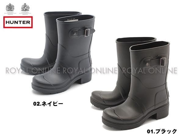 【ハンター】 WFS1051RMA  オリジナル アンクル ブーツ 全2色  レディース