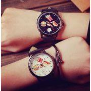★NEWファッション★男女通用★ 素敵な腕時計★通学 通勤★ウォッチ★2色
