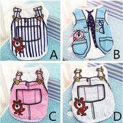 【自社工場・激安】犬服 ペット服  ペットチョッキ  ベスト 4色 ペットの洋服