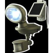 LEDセンサーソーラーライト MSL-SOLEX
