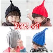セール商品★暖かい★★超可愛いベビー帽子★素敵な帽子 ニット帽子★11色