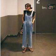 2017秋 新しいデザイン/女性服/学院風  ワンマイルウェア 連体式  パンツ  7sept-cbi-3203