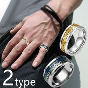 BC136288◆5000以上【送料無料】◆欧米ファッション!決して色あせない!メンズチタン鋼リング