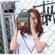 韓国 ミニショルダー バッグ カレッジスタイル ファッション 旅行 パック レジャー