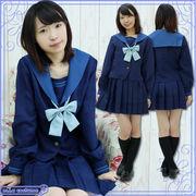 ■送料無料■都立晴海総合高等学校 旧冬制服 サイズ:M/BIG