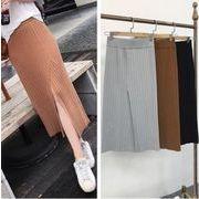 【ニュースタイル !!】★秋冬新作★女性スカート★ニットスカート★ファッション★セクシー★3色S-L