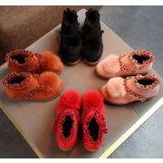 2017新作★靴★シューズ★子供靴 綿靴