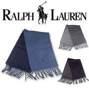 RALPH LAUREN CLASSIC REVERSIBLE SCARF  16055