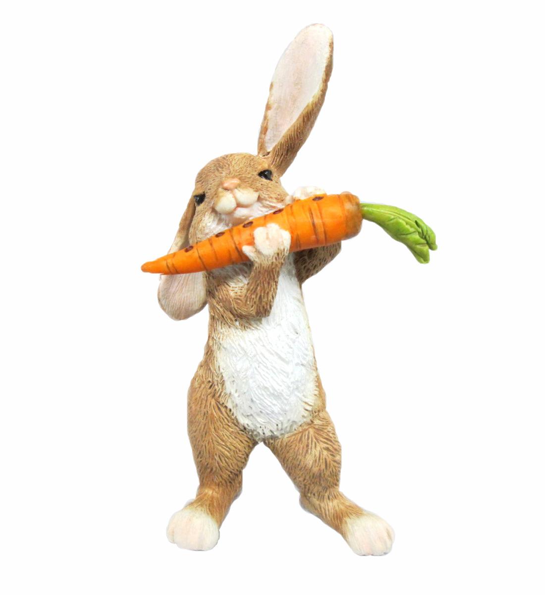 <AMANO>【レジン製ウサギ】ラビット・フルート