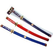 忍者刀 38 アソート赤、青、黒