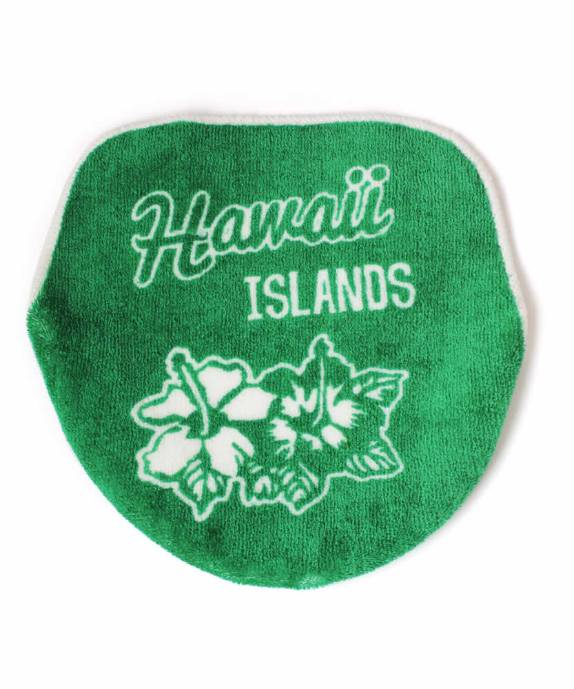 トイレフタカバー TOILET COVER WASH / HAWAII ISLANDS
