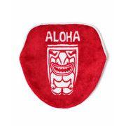 トイレフタカバー TOILET COVER WASH / ALOHA