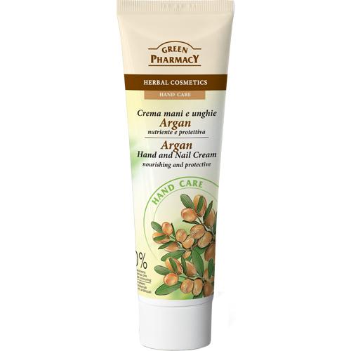 Elfa Pharm Green Pharmacy グリーンファーマシー Hand&Nail Cream ハンド&ネイルクリーム Argan Oil