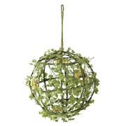 DECOR IMITATION GREEN BALL