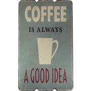 東洋石創 看板 ウッドボード COFFEE