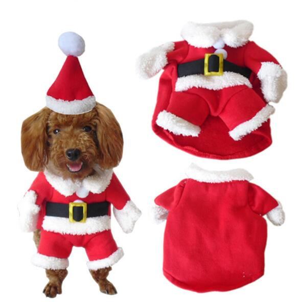 クリスマス犬服 ペット服 冬 ペット用品 ハロウィン サンタ クリスマス