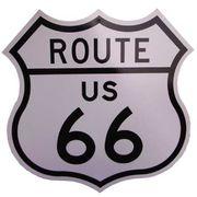 US ROUTE66 トラフィックサインボード