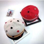 ★新品登場★レディースファッション アクセサリー 帽子 ベレー帽 ハット オシャレ カワイイ
