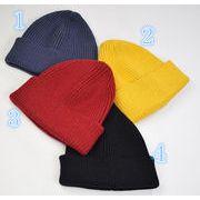 新品★キャップ★ハット★子供 毛糸の帽子★ニット帽子★