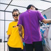 新作 メンズ Tシャツ パーカー ラウンドネック 半袖 プリント カジュアル 春 夏 全2色
