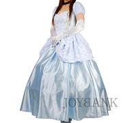 プリンセスシンデレラのドレスセット◇コスチューム【ハロウィン/コスプレ/仮装】《在庫一掃セール》