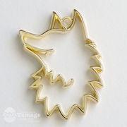 レジン枠 空枠 イケメンオオカミ //Craft Tamagoオリジナル//