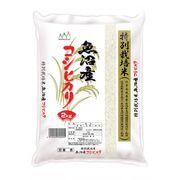 誉 新潟県産米 食べ比べ3点セット