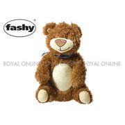 S) 【FASHY】 HWB 6539 ベアー 湯たんぽ 0.8L ブラウン