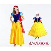 S~3L★2016ハロウィン特集  3set 白雪姫 精霊  Cosplay  ハロウィン衣装