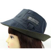 シンプルキャップ日よけキャップ 帽子バケットハット男女メンズレディース兼用