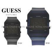 S) 【ゲス ウォッチ】 W0595 G1 G2 レーダー RADAR 腕時計 アナログ クオーツ 全2色 メンズ