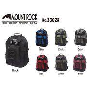 7色展開MOUNT ROCK 定番ディパック #33028