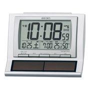 (目覚まし時計/オリジナル)セイコー 電波デジタルソーラー 目ざまし時計 SQ751W