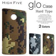 HIGH FIVE glo ハード スリーブケース デジタルカモフラージュ柄 2カラー