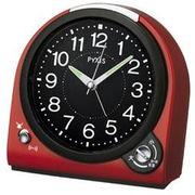 SEIKO セイコー 目覚まし時計 アナログ 切替式アラーム ピクシス NQ705R