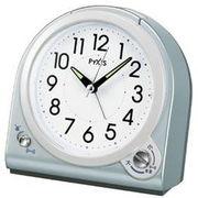 SEIKO セイコー 目覚まし時計 アナログ 切替式アラーム ピクシス NQ705L