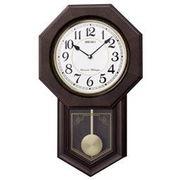 SEIKO セイコー 掛け時計 アナログ 報時選択式 チャイム&ストライク RQ325B