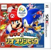 特価! 3DSゲームソフト マリオ&ソニック AT リオ オリンピック