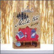 Milk Tea Diary マンスリー ウィークリー ダイアリー 手帳