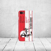 【ブルース・ブラウンフィルム】iPhone7 & 8ケース・The Endless Summer (エンドレスサマー)・レッド