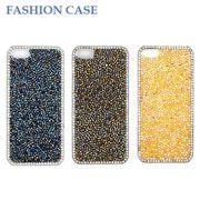 【FASHION CASE】 [iPhone5/5s/SE対応] iPhone ケース (3色) キラキラ