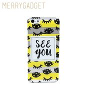 【MERRYGADGET】 EYE CLEAR iPhone case for iPhone5/5s/SE