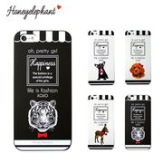 【Honeyelephant】 Animal classic case for iPhone5/5s/SE カバー  クラシック